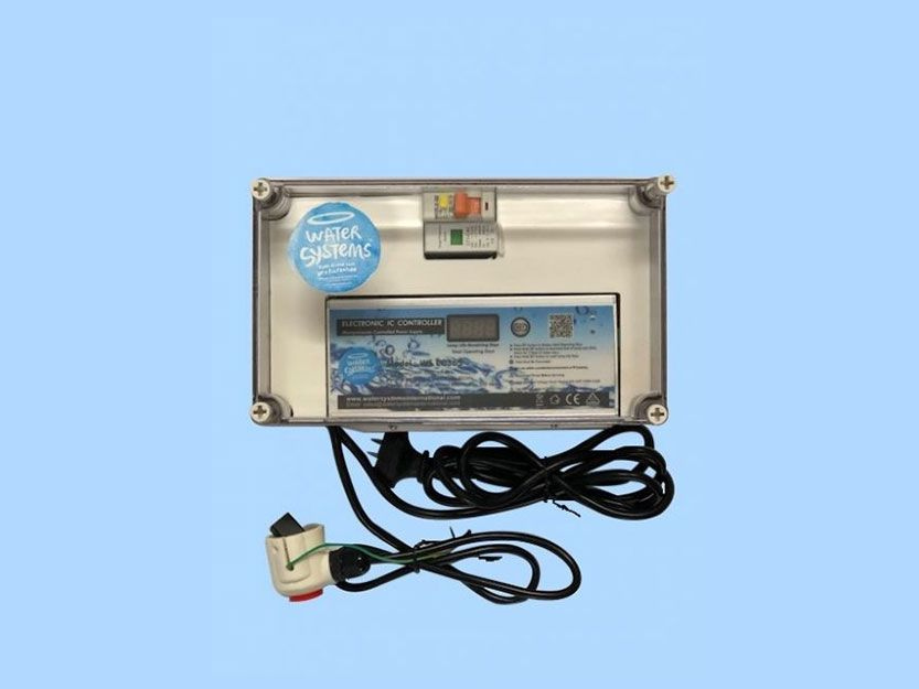 Electronic Ballast RCBO, Surge Protector in IP Box