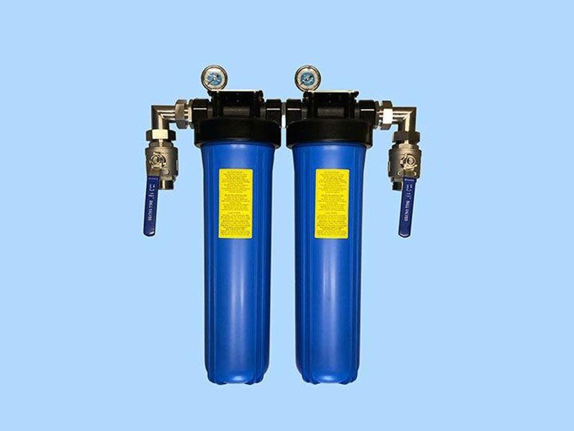 WSFK220 - 2 Filter Mains Water Filtration Kit