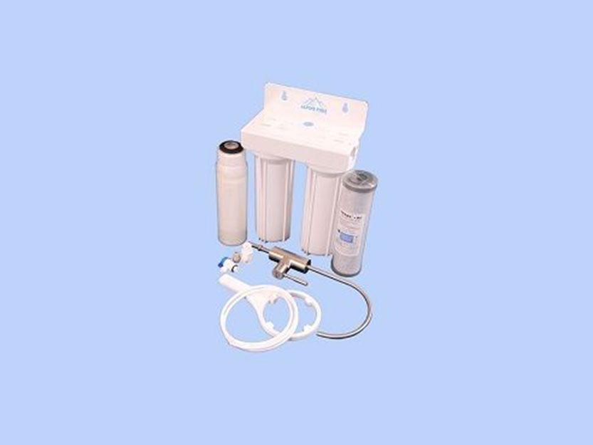 Twin filter & Faucet Kit