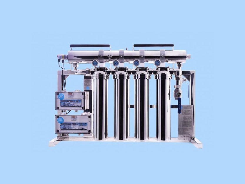 WSC4N Commercial UV Filter System